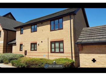 Thumbnail 2 bed flat to rent in Miserden Crescent, Westcroft, Milton Keynes