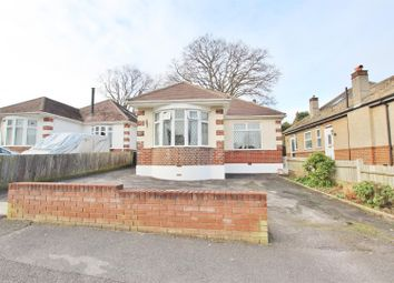 Thumbnail 2 bed detached bungalow for sale in Moorvale Road, Moordown, Bournemouth