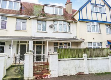6 bed terraced house for sale in Leighon Road, Paignton TQ3