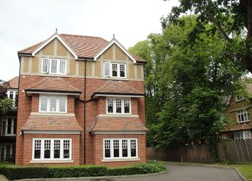 Thumbnail 2 bedroom flat for sale in Queenswood Lodge, 61A Main Road, Gidea Park, Essex