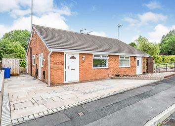 Thumbnail 2 bed bungalow for sale in Barleyfield, Bamber Bridge, Preston