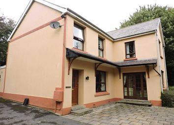 Thumbnail 4 bed detached house for sale in Bridge Street, St. Clears, Carmarthen