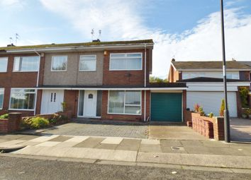 Thumbnail 3 bed semi-detached house to rent in Kelvin Grove, North Shields