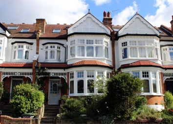 Thumbnail 4 bed terraced house for sale in Lansdowne Road, Muswell Hill, London