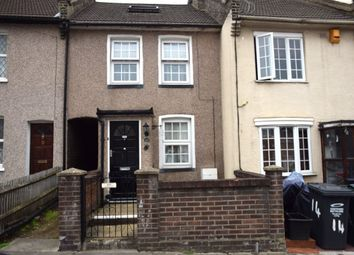 Thumbnail 2 bed terraced house for sale in Gladstone Road, Dartford