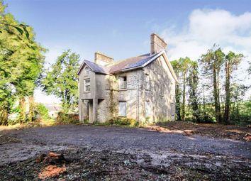 Thumbnail 4 bedroom detached house for sale in New Inn, Pencader