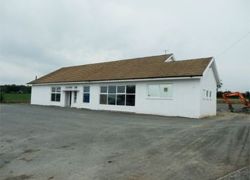 Thumbnail Commercial property for sale in Yr Hen Ysgol, Blaenporth, Cardigan