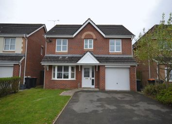 Thumbnail 4 bed detached house to rent in Lily Way, Rogerstone, Newport