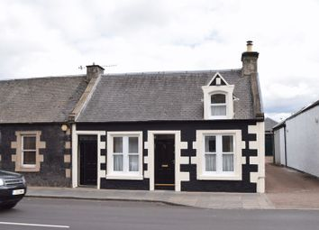 Thumbnail 4 bedroom cottage for sale in High Street, Biggar