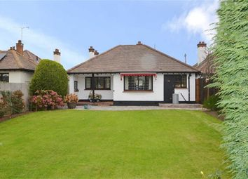 Thumbnail 4 bed detached bungalow for sale in Broadclyst Gardens, Thorpe Bay, Essex