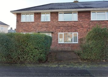 Thumbnail 2 bed flat for sale in Maple Drive, Hucknall Nottingham