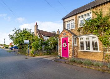 Thumbnail 3 bed semi-detached house for sale in Mill Lane, Greenfield, Bedford