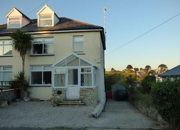 Thumbnail 5 bed semi-detached house for sale in Abersoch, Pwllheli, Gwynedd