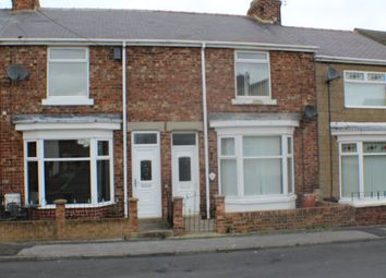 Thumbnail 2 bed terraced house to rent in Garden Terrace, Thornley, Durham