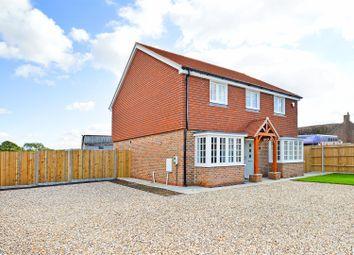4 bed detached house for sale in Dunn Street, Bredhurst, Gillingham ME7