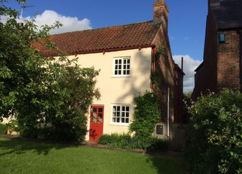 Thumbnail 2 bedroom semi-detached house for sale in The Green, Green Hammerton, York