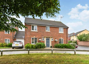 Thumbnail 4 bed detached house for sale in Sunflower Way, East Anton, Andover