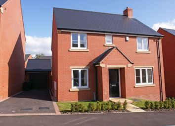 Thumbnail 4 bed detached house to rent in Barley Way, Matlock, Derbyshire