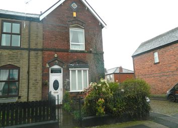 Thumbnail 2 bed end terrace house for sale in Harvey Street, Bury