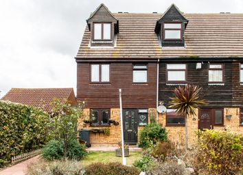 Thumbnail 4 bedroom end terrace house for sale in Frobisher Way, Shoeburyness