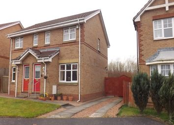 Thumbnail 2 bedroom detached house to rent in Dalry Place, Chapelhall, Airdrie