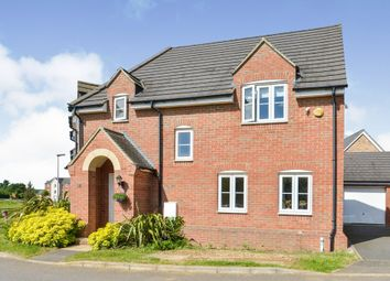 Thumbnail 4 bed semi-detached house for sale in Charisse Gardens, Oxley Park, Milton Keynes