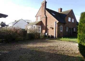Thumbnail 3 bed semi-detached house to rent in Church Lane, Brightwell-Cum-Sotwell, Wallingford