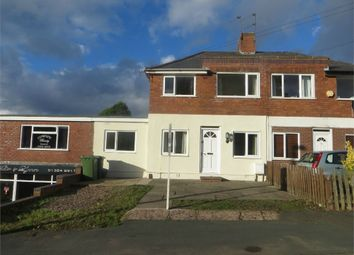 Thumbnail 4 bedroom terraced house for sale in Oakfield Road, Wollescote, Stourbridge