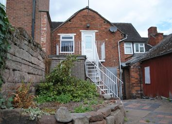 Thumbnail 2 bed flat to rent in Swan Mews, Cross Street, Market Drayton