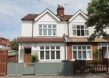 Thumbnail 4 bed semi-detached house for sale in Beech Grove, New Malden