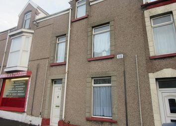 Thumbnail Studio to rent in Pentreguinea Road, St Thomas, Swansea.