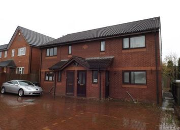 Thumbnail 1 bedroom flat for sale in Cranmer Court, 50 Queen Street, Walsall, West Midlands