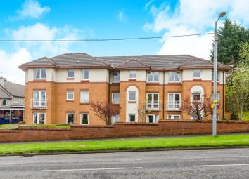 Thumbnail 1 bed flat for sale in Broomburn Drive, Newton Mearns, Glasgow
