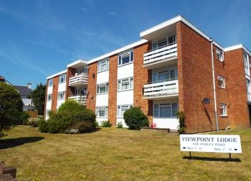 Thumbnail 2 bed flat for sale in Parkstone, Poole, Dorset