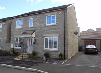 Thumbnail 4 bed detached house for sale in Dew Pond Close, Ridgeway Farm, Swindon, Wiltshire
