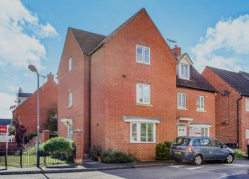 Thumbnail 4 bedroom end terrace house for sale in Old School Mead, Bidford-On-Avon, Alcester