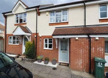 Thumbnail 2 bed terraced house for sale in Langerstone Lane, Tattenhoe, Milton Keynes, Bucks