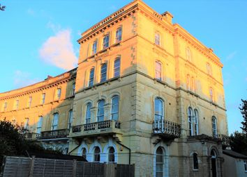 Thumbnail 2 bed flat for sale in Ellenborough Crescent, Weston-Super-Mare