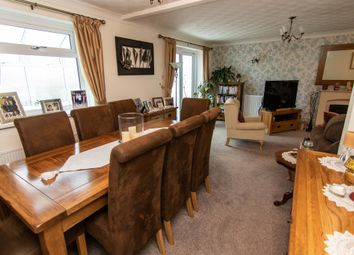 Thumbnail 4 bed detached house for sale in Cae Bryn, Abertridwr, Caerphilly