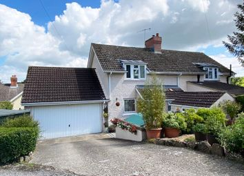 Thumbnail 3 bed semi-detached house for sale in New Buildings, Enford, Pewsey