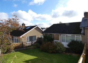 Thumbnail 2 bed semi-detached bungalow for sale in Burniston Close, Wilsden, West Yorkshire
