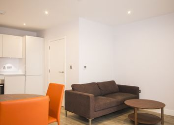 Thumbnail 1 bed flat to rent in Coombe House, Bow, London