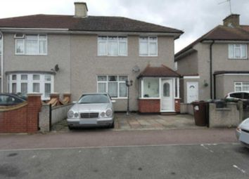 Thumbnail 2 bed semi-detached house to rent in Bushgrove Road, Becontree, Dagenham