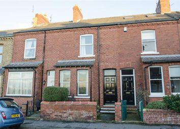 Thumbnail 2 bed terraced house to rent in Albemarle Road, York