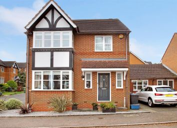 Thumbnail Detached house for sale in Raphael Close, Shenley, Radlett