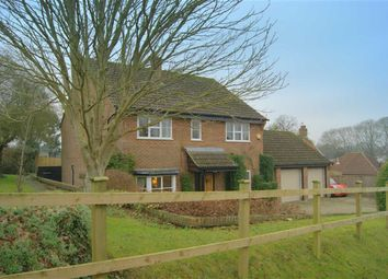 Thumbnail 4 bed detached house for sale in Ducks Meadow, Marlborough, Wiltshire