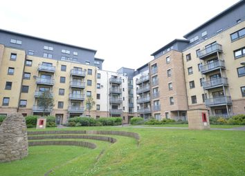 Thumbnail 2 bedroom flat for sale in 5/10 Hawkhill Close, Edinburgh