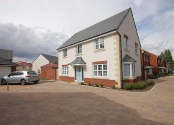 Thumbnail 4 bed detached house for sale in Hixon Walk, Kingsway, Quedgeley, Gloucester
