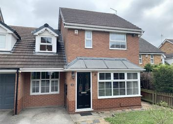 4 bed link-detached house for sale in Kirkpatrick Drive, Gateford, Worksop, Nottinghamshire S81