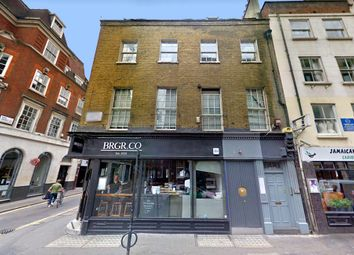 Office to let in 187 Wardour Street, Soho, London W1F